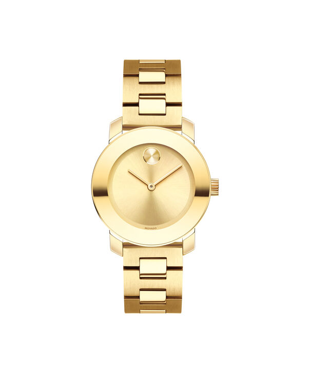 MOVADO Movado BOLD3600434 – 30 mm Metals bracelet watch - Front view