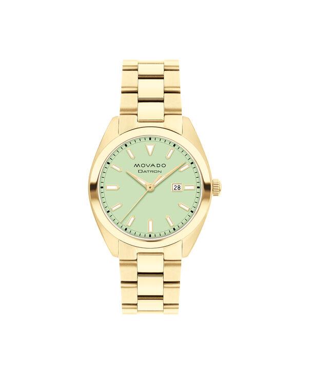 MOVADO Movado Heritage Series3650078 – Women's 31 mm bracelet watch - Front view