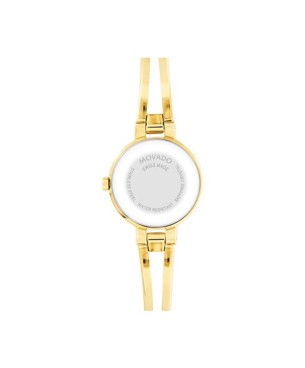 MOVADO Amorosa0607155 – Women's 24 mm bangle watch - Back view