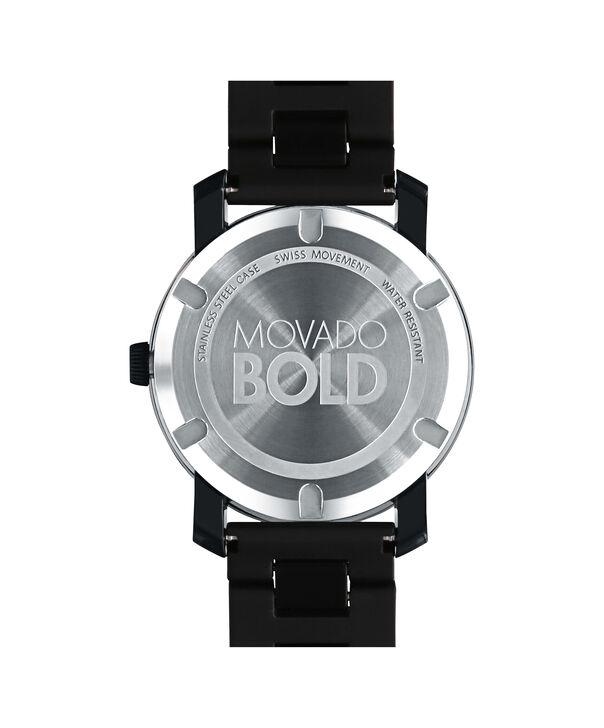 MOVADO Movado BOLD3600099 – 42 mm TR90 bracelet watch - Back view