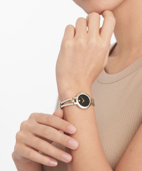 MOVADO Amorosa0607185 – Women's 24 mm bangle watch - Other view
