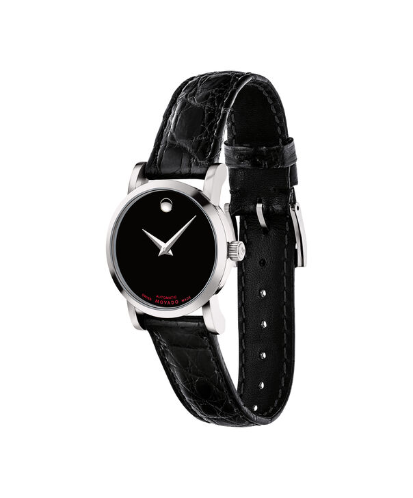 MOVADO Red Label0607009 – Women's 26 mm automatic strap watch - Side view