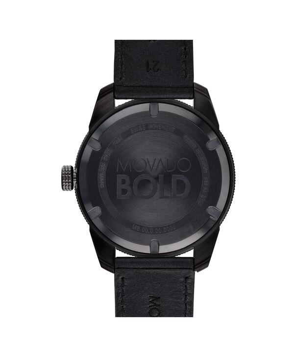 MOVADO Movado BOLD3600495 – 43 mm BOLD Sport strap watch - Back view