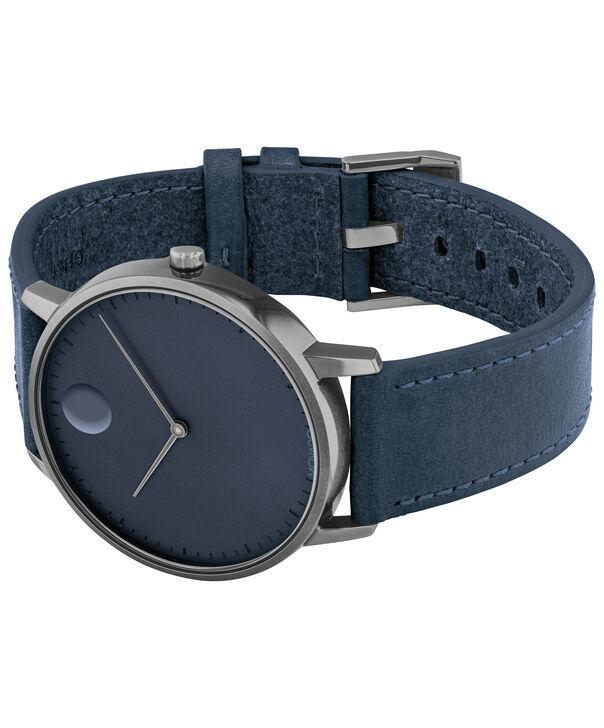 MOVADO Movado Face3640004 – Men's 41 mm strap watch - Side view