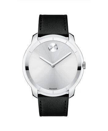 MOVADO Movado BOLD3600468 – Men's 44 mm strap watch - Front view