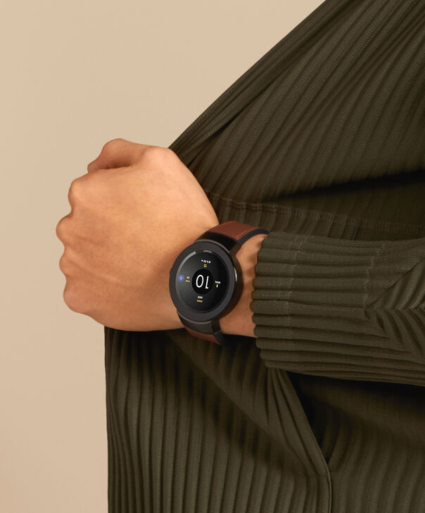 MOVADO Movado Connect3660019 – 46.5 mm display smartwatch - Other view