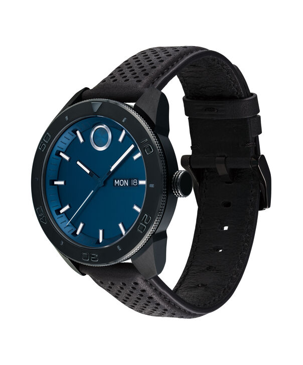 MOVADO Movado BOLD3600495 – 43 mm BOLD Sport strap watch - Side view