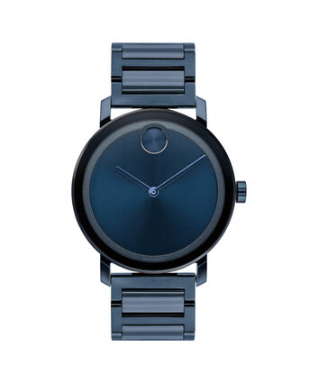 MOVADO Movado BOLD3600510 – Men's 40 mm bracelet watch - Front view