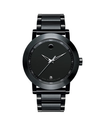 MOVADO Museum Sport0606615 – Men's 42 mm bracelet watch - Front view