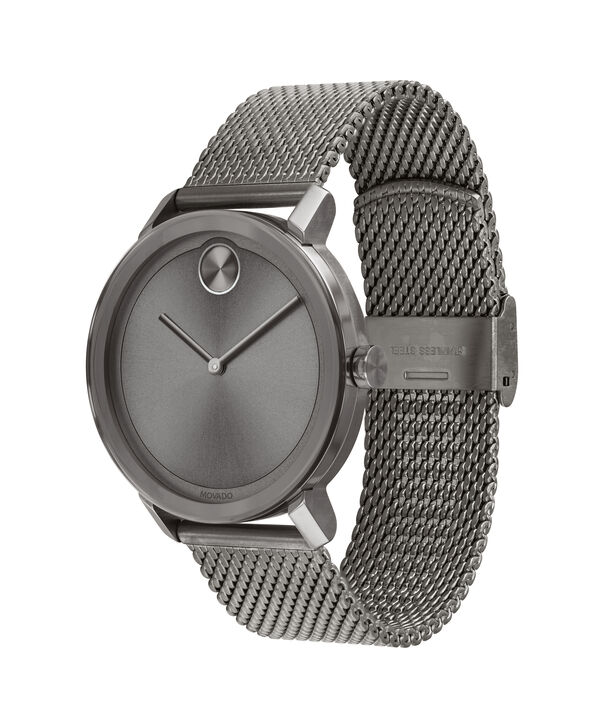 MOVADO Movado BOLD3600561 – Men's 40 mm bracelet watch - Side view