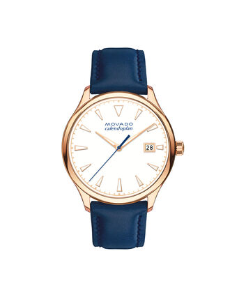 MOVADO Movado Heritage Series3650034 – Women's 36 mm strap watch - Front view