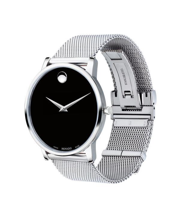 MOVADO Museum Classic0607219 – Men's 40 mm bracelet watch - Side view
