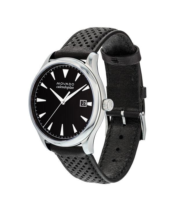 MOVADO Movado Heritage Series3650004 – Men's 40 mm strap watch - Side view