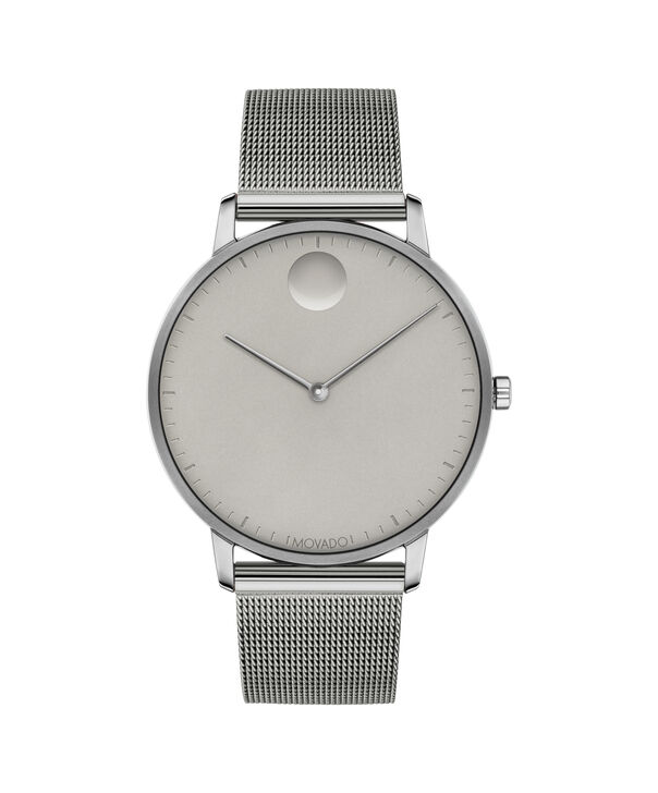 MOVADO Movado Face3640008 – Men's 41 mm bracelet watch - Front view