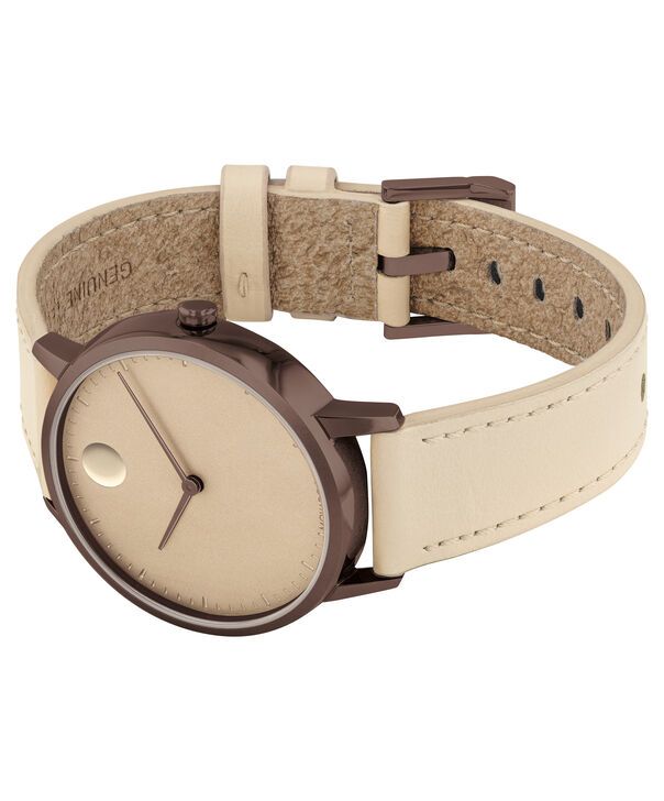 MOVADO Movado Face3640012 – Women's 35 mm strap watch - Side view