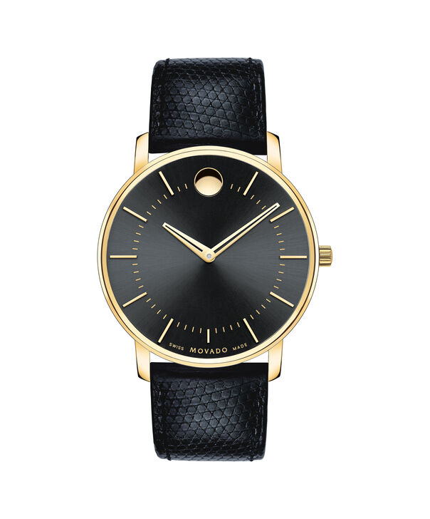 Movado | TC Yellow Gold Ion-Plated Watch