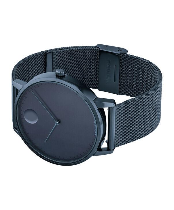 MOVADO Movado Face3640009 – Men's 41 mm bracelet watch - Side view
