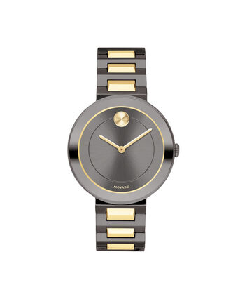 MOVADO Movado BOLD3600549 – 34 mm Metals bracelet watch - Front view
