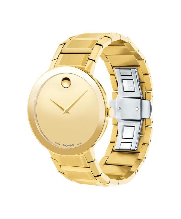 MOVADO Sapphire0607180 – Men's 39 mm bracelet watch - Side view