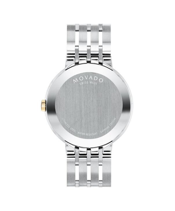 MOVADO Esperanza0607191 – Men's 39 mm bracelet watch - Back view