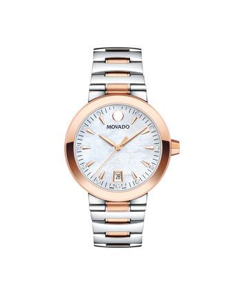 MOVADO Vizio0607117 – Women's 34 mm bracelet watch - Front view