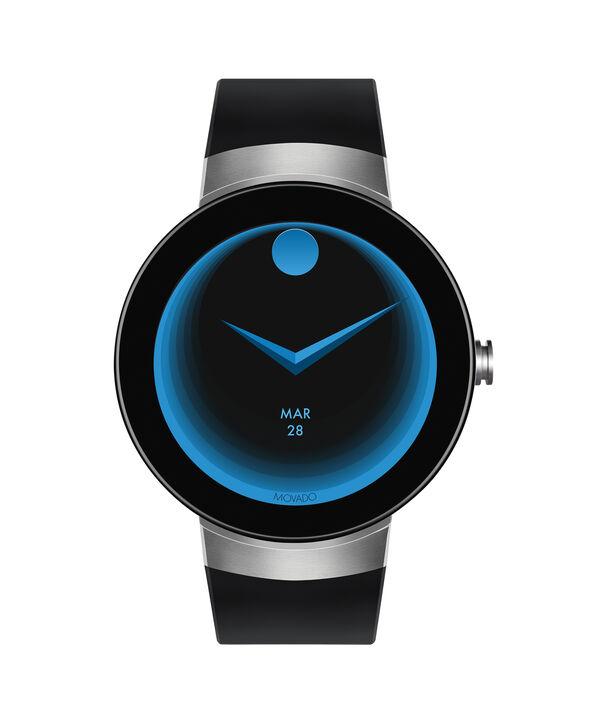 MOVADO Movado Connect3660016 – 46.5 mm display smartwatch - Side view