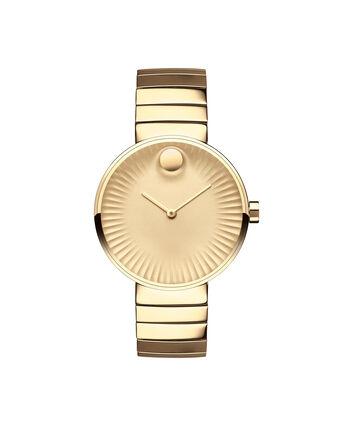 MOVADO Movado Edge3680014 – Women's 34 mm bracelet watch. - Front view