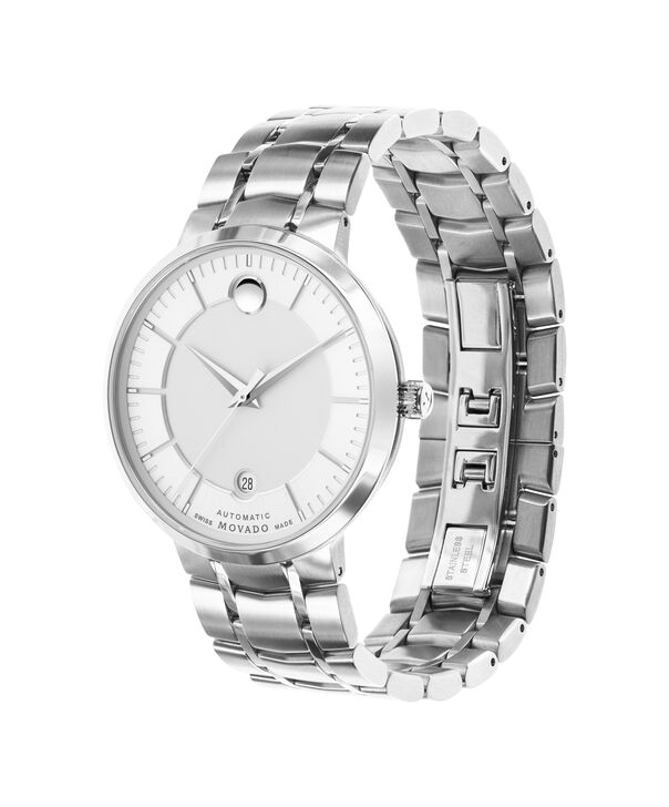 MOVADO 1881 Automatic0606915 – Men's 39.5 mm automatic 3-hand - Side view