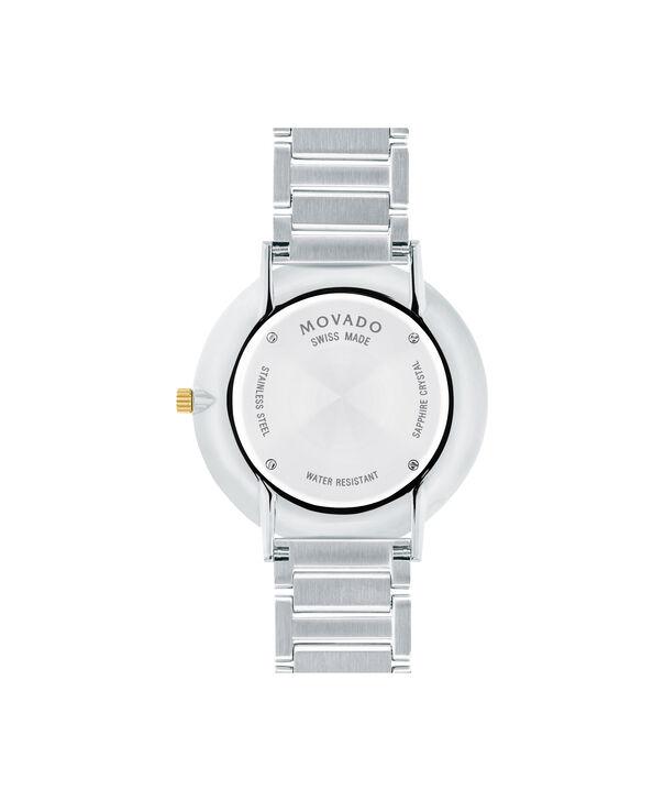 MOVADO Movado Ultra Slim0607171 – Women's 35 mm bracelet watch - Back view