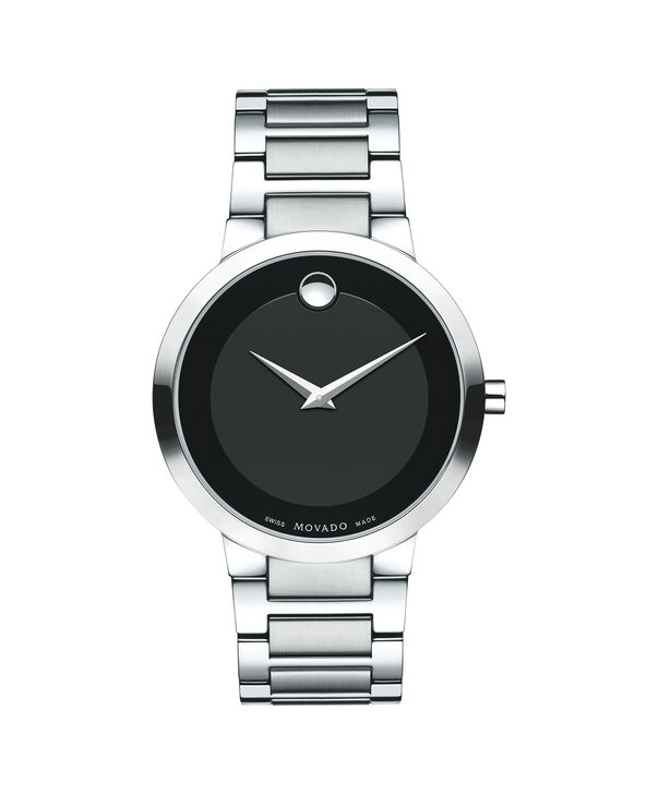 MOVADO Modern Classic0607119 – Men's 39.5 mm bracelet watch - Front view