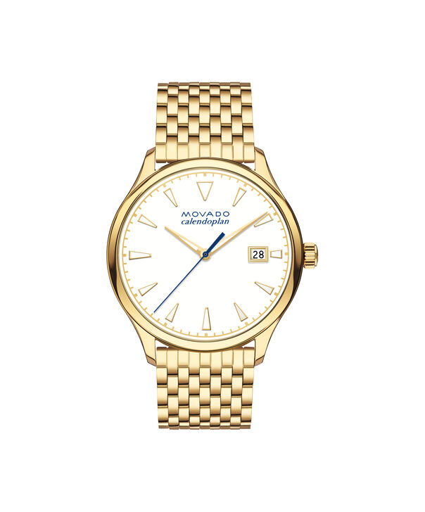 MOVADO Movado Heritage Series3650046 – Women's 36 mm bracelet watch - Front view