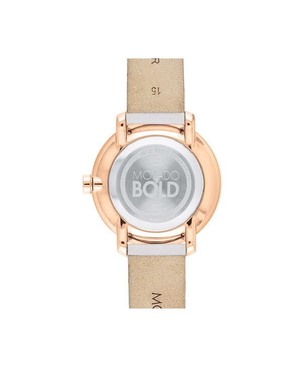 MOVADO Movado BOLD3600539 – Women's 34 mm strap watch - Back view