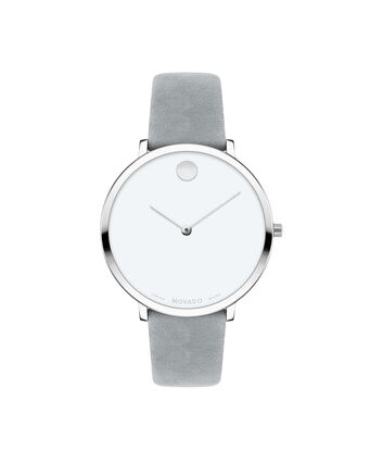 MOVADO Modern 470607344 – 35 mm Modern 47 on Strap - Front view