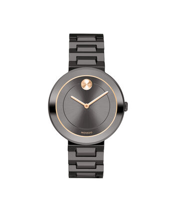 MOVADO Movado BOLD3600500 – 34 mm Metals bracelet watch - Front view