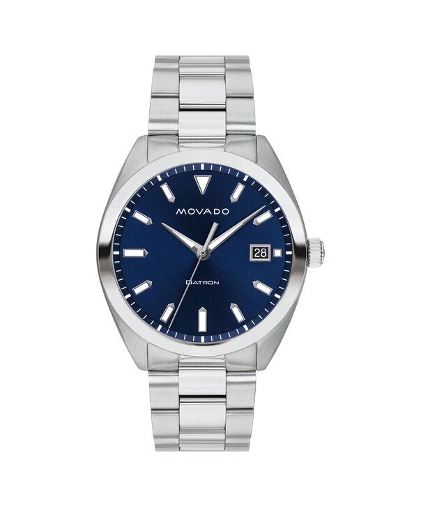 MOVADO Movado Heritage Series3650056 – Men's 39 mm bracelet watch - Front view