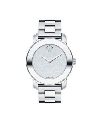 MOVADO Movado BOLD3600334 – 36 mm Metals bracelet watch - Front view