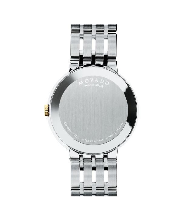 MOVADO Esperanza0607058 – Men's 39 mm bracelet watch - Back view