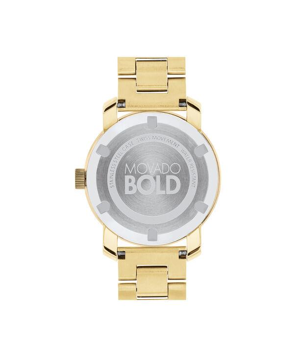 MOVADO Movado BOLD3600085 – 36 mm Metals bracelet watch - Back view