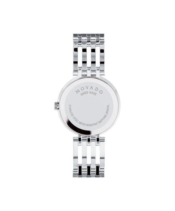 MOVADO Esperanza0607304 – Women's 28 mm bracelet watch - Back view