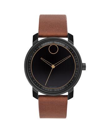 MOVADO Movado BOLD3600489 – Men's 41 mm strap watch - Front view