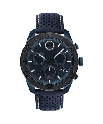 MOVADO Movado BOLD3600516 – 44 mm BOLD Sport strap watch - Front view