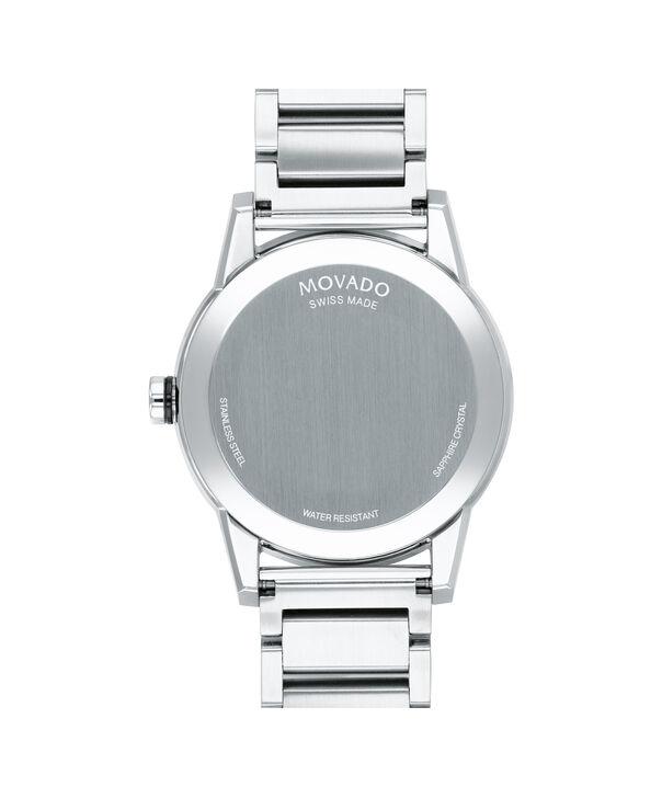 MOVADO Museum Sport0607225 – Men's 43 mm bracelet watch - Back view