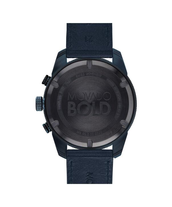 MOVADO Movado BOLD3600516 – 44 mm BOLD Sport strap watch - Back view