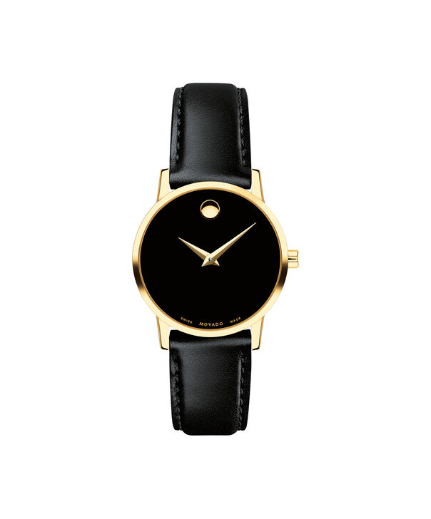 MOVADO Museum Classic0607275 – Women's 28 mm strap watch - Front view