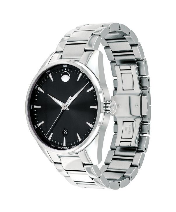 MOVADO Stratus0607243 – Men's 40 mm bracelet watch - Side view