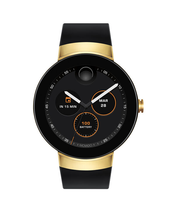 MOVADO Movado Connect3660014 – 46.5 mm display smartwatch - Other view