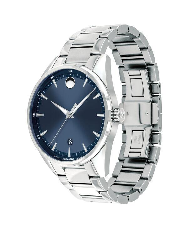 MOVADO Stratus0607244 – Men's 40 mm bracelet watch - Side view