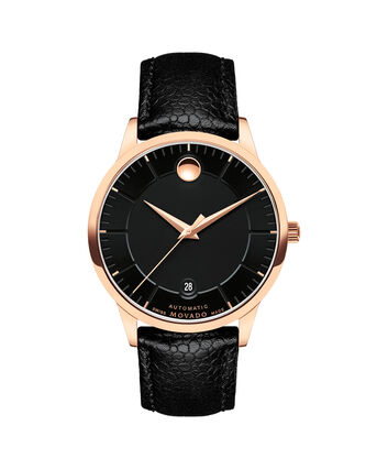 MOVADO 1881 Automatic0607062 – Men's 39.5 mm automatic 3-hand - Front view