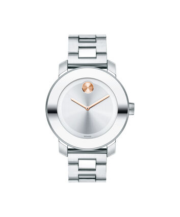 MOVADO Movado BOLD3600084 – 36 mm Metals bracelet watch - Front view