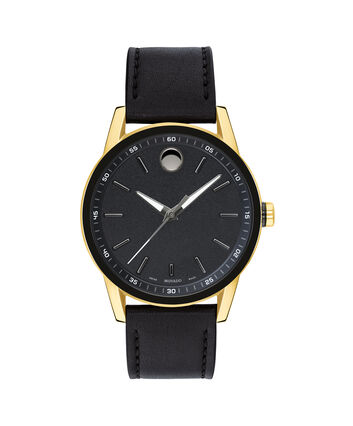 MOVADO Museum Sport0607223 – Men's 42 mm strap watch - Front view